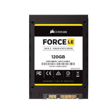 Corsair ইন্টার্নাল SSD Force Le - 120GB - ব্ল্যাক