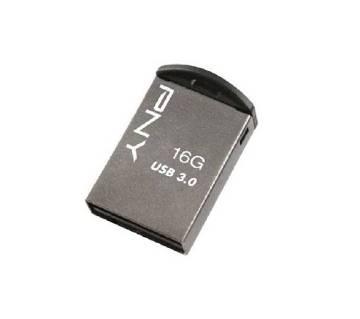 PNY M3 - Micro USB 3.0 - ফ্লাশ ড্রাইভ- 16GB - Grey