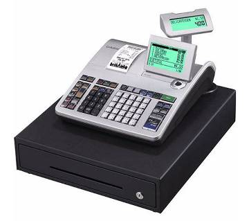 Casio SE S 400 cash registrar