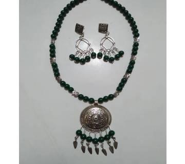 German Silvar Pendant With Year Ring Set