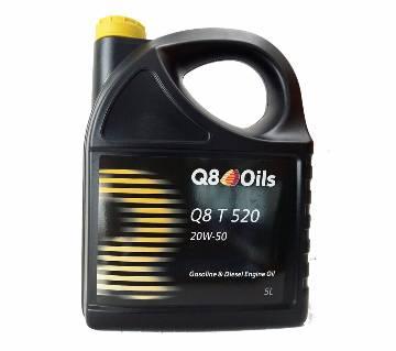 Q8 T 520 20W50 ইঞ্জিন লুব্রিকেন্ট