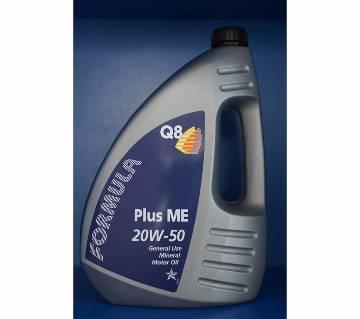 Q8 Formula Plus ME 20W-50 ইঞ্জিন লুব্রিকেন্