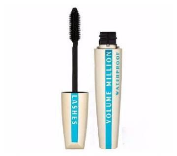 Loreal Paris waterproof mascara-Black