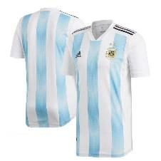 Argentina Home Jersey World Cup 2018 - Short Sleeve