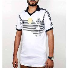 Germany Home Jersey World Cup 2018 - Short Sleeve