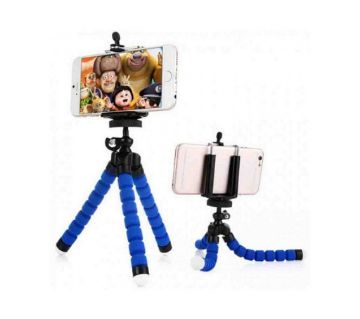 Flexible octopus tripod stand for mobile