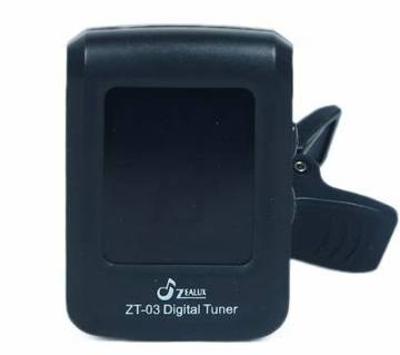 ZEALUX NS Micro Clip-On Tuner