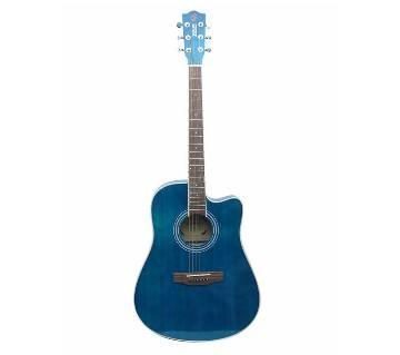 Blue Jumbo অ্যাকুইস্টিক গিটার 1