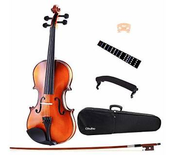 Deviser Full Size 4/4 Natural Violin