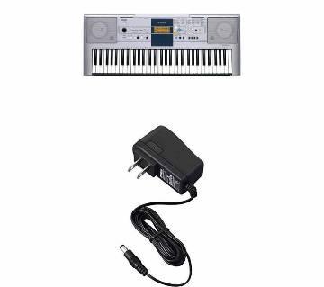 Yamaha PSR-E353 Keyboard with Adapter