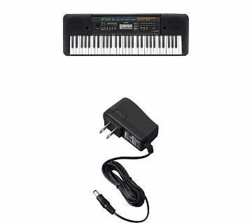 Yamaha PSR-E253 Keyboard with Adapter