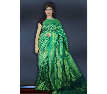 Silk Jamdani Sharee