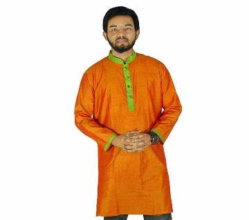 Gentlemen Semi Long Punjabi