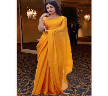 Italian Soft Silk Sharee