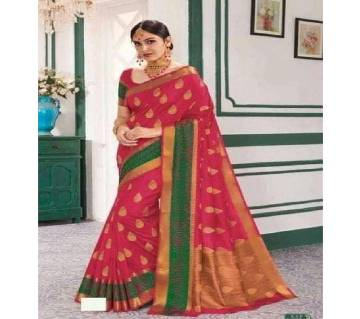 RAJGURU Tosor Silk Sharee