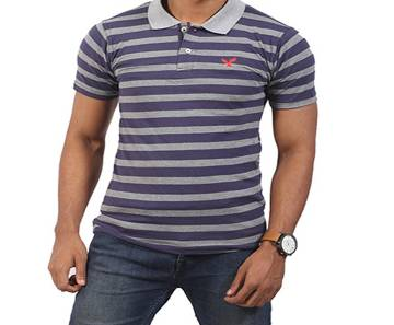 American Eagle gents half sleeve polo shirt-copy
