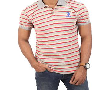 US POLO gents half sleeve polo shirt-copy