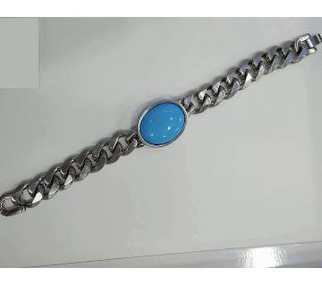 Salman khan Blue Stone Bracelet for Men