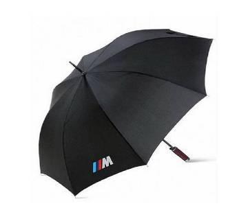 BMW Printed Sports Umbrella - Black