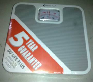 DU Life Plus Personal Bathroom Scale