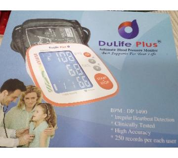 Dulife plus Blood Pressure Machine_zeba