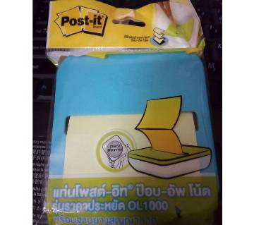 3M Post it pad & Dispenser