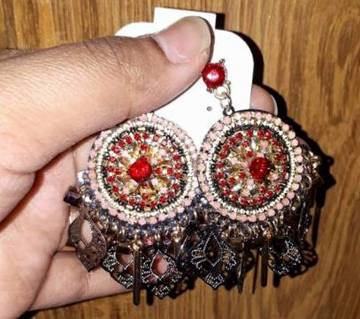 Matal Earrings