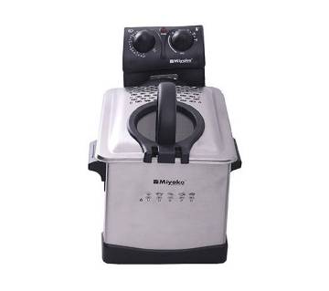 Miyako Deep Fryer 5.5L (DF 05D) - Black