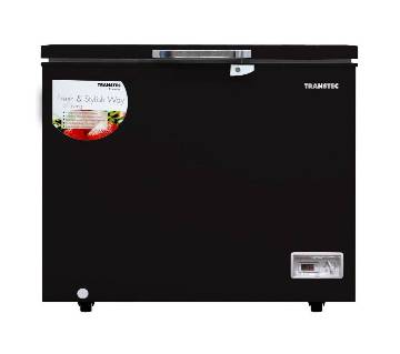 Transtec TFX-212 Chest Freezer  – Black