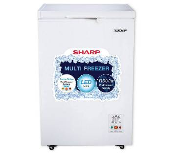 Sharp SJC Freezer -105 liters