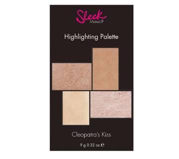 Sleek Highlighting Palette Cleo
