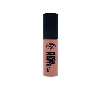 W7 Mega Matte Nude Lips- Mega