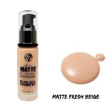 W7 Matte Made in Heaven Foundation - Fresh Beige UK