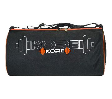 Kore Drive Gym Bag (Orange/Black)