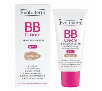 EVOLUDERM PARIS BB cream medium shade- 50 ml