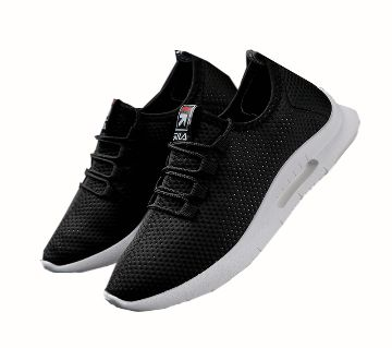 High Qulaity Sneakers for Men Fly knit Light weight Slip-on Men