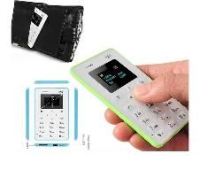 AIEK M5 মিনি কার্ড মোবাইল ফোন2