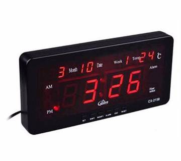 LED digital clock