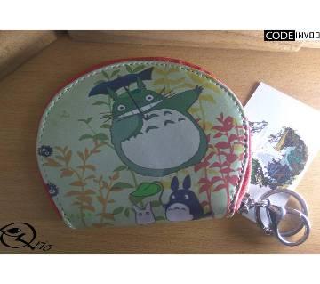 Totoro Mini Wallet: My Neighbour Totoro লেডিজ ওয়ালেট