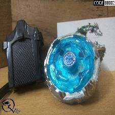Heavy Bayblade: Kreis Cygnus | Metal Fusion