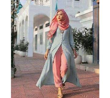 Ladies premium BMW abaya