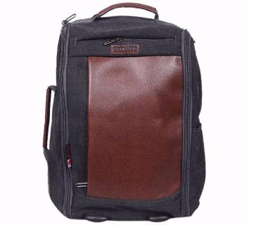 Winner Denim Backpack For Travel