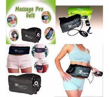 Massage Pro Vibration heat Belt
