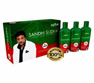 SANDHI SUDHA PLUS Herbal Oil