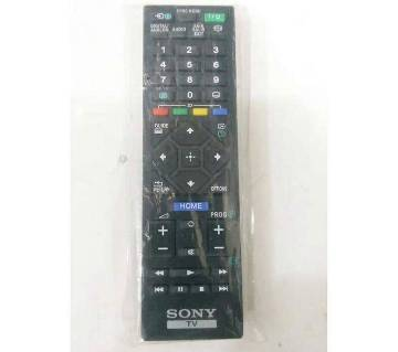 Sony LCD remote control