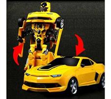 Transformer রোবট কার