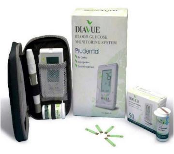 DIAVUE Blood Glucose Monitor Machine