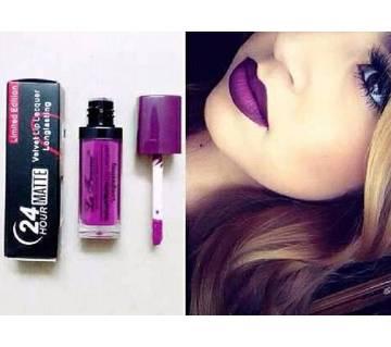 La Femme velvet matte lipstick
