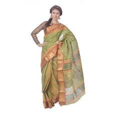 Tangail Cotton Butics Saree