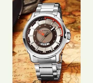 Curren 8229 Luxury Brand Genuine sport Analog Watch